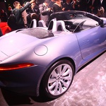 Avtomobilski salon Pariz: Jaguar (foto: VK)