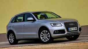 Novo v Sloveniji: Audi Q5