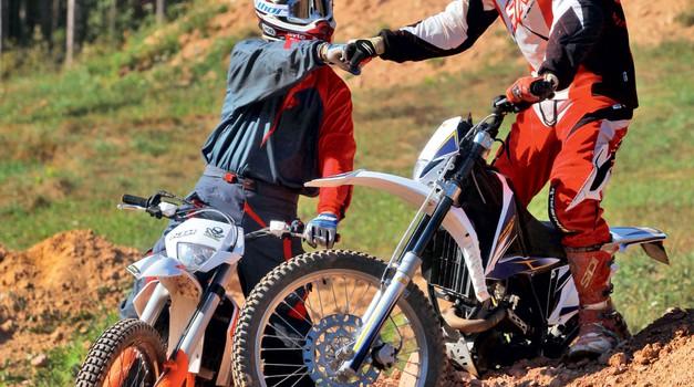 Vzporedni test: KTM Freeride 350 in Sherco X-Ride 290 (foto: Primož Jurman, Mungo Prodakšn)