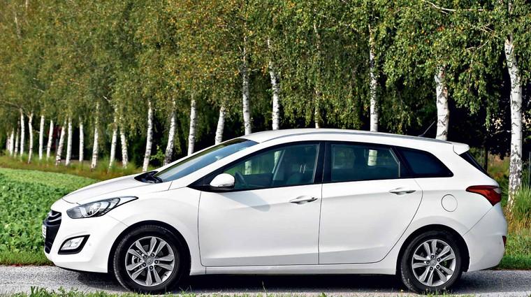 Test: Hyundai i30 Wagon 1.6 CRDi HP (94 kW) Style (foto: Uroš Modli, Saša Kapetanovič)