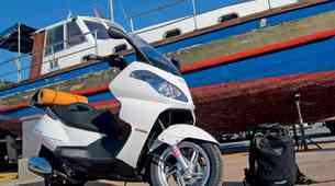 Test: Aprilia Atlantic 300 Sprint