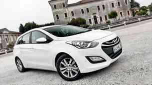 Test: Hyundai i30 Wagon 1.6 CRDi HP (94 kW) Style