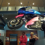 V muzeju v Wellingtonu. (foto: Matevž Hribar)
