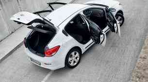 Kratek test: Chevrolet Cruze 2.0D LTZ (5 vrat)