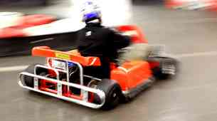Prvi tedenski nagrajenec AM karting pokala je ...