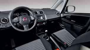 Kratek test: Fiat Sedici 2.0 Multijet 16v 4x4 Emotion