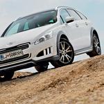 Kratek test: Peugeot 508 RXH Hybrid4 (foto: Saša Kapetanovič)