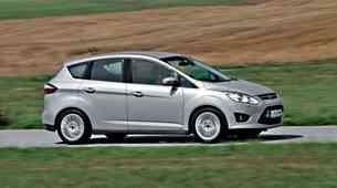Kratek test: Ford C-Max 1.6 TDCi Titanium