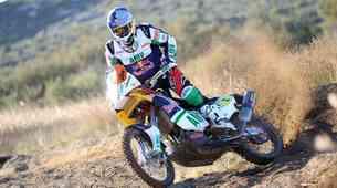 Dakar 2013: Marc Coma ostaja doma, nadomestil ga bo Caselli