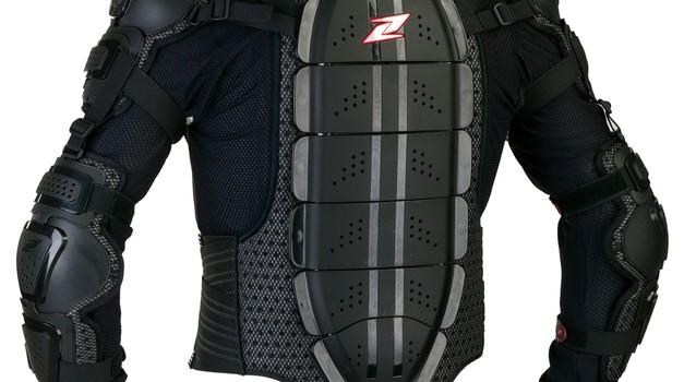 Nov komplet ščitnikov iz Zandone: Stealth Jacket (foto: Zandona)