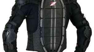 Nov komplet ščitnikov iz Zandone: Stealth Jacket