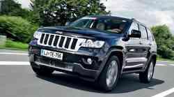 Kratek test: Jeep Grand Cherokee 3.0 CRD V6 Overland