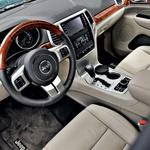 Kratek test: Jeep Grand Cherokee 3.0 CRD V6 Overland (foto: Aleš Pavletič)