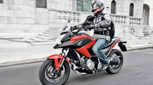 Honda NC700X: poštena mera
