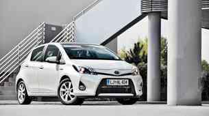Kratki test: Toyota Yaris Hybrid 1.5 VVT-i Sport