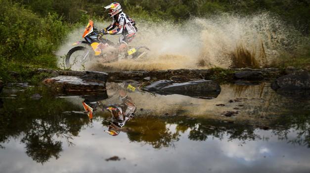 Dakar 2013, 9. etapa: Despresu prva etapna zmaga (foto: Maragni M. KTM Images)