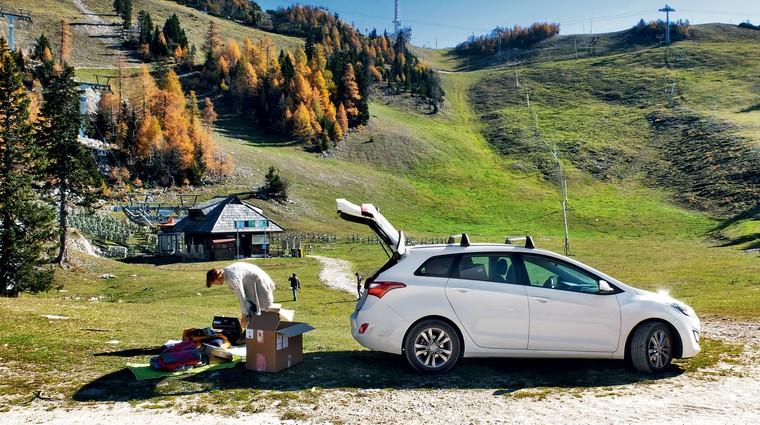 Podaljšani test: Hyundai i30 Wagon 1.6 CRDi HP (94 kW) Style (foto: Aleš Palvetič, Saša Kapetanovič)