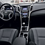 Hyundai i30 Wagon 1.6 CRDi HP (94 kW) Style (foto: Aleš Palvetič, Saša Kapetanovič)