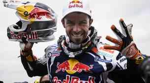 Dakar 2013: Končna zmaga Despresu (foto, video, rezultati)