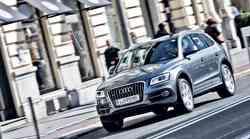 Kratki test: Audi Q5 2.0 TDI DPF (130 kW) Quattro S-Tronic