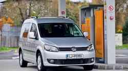 Kratki test: Volkswagen Caddy 2.0 CNG Comfortline