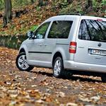 Kratki test: Volkswagen Caddy 2.0 CNG Comfortline (foto: Saša Kapetanovič)