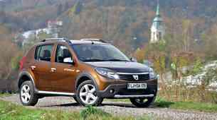 Kratki test: Dacia Sandero 1.5 dCi (65 kW) Stepway