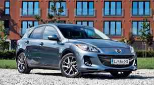 Kratki test: Mazda3 Sport 1.6i Takumi