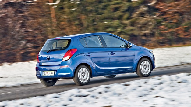 Kratki test: Hyundai i20 1.2 CVVT Dynamic (foto: Saša Kapetanovič)