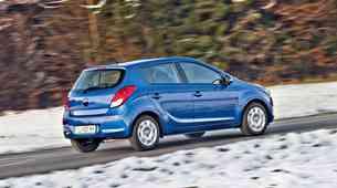 Kratki test: Hyundai i20 1.2 CVVT Dynamic