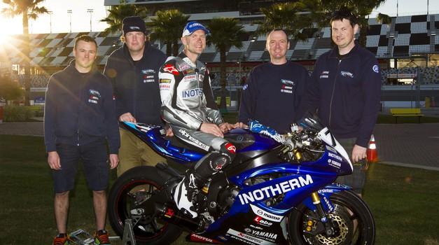 Daytona 2013: Inotherm Yamaha Team nared za sobotno preizkušnjo (foto: Bor Dobrin)