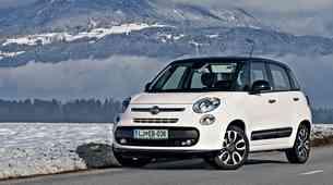 Test: Fiat 500L 1.4 16v Pop Star