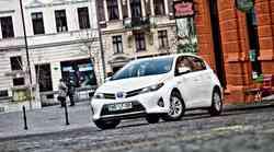 Test: Toyota Auris Hybrid 1.8 VVT-i Sol