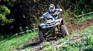 Vozili smo: Can-Am Outlander 1000 racing - Marko Jager edition