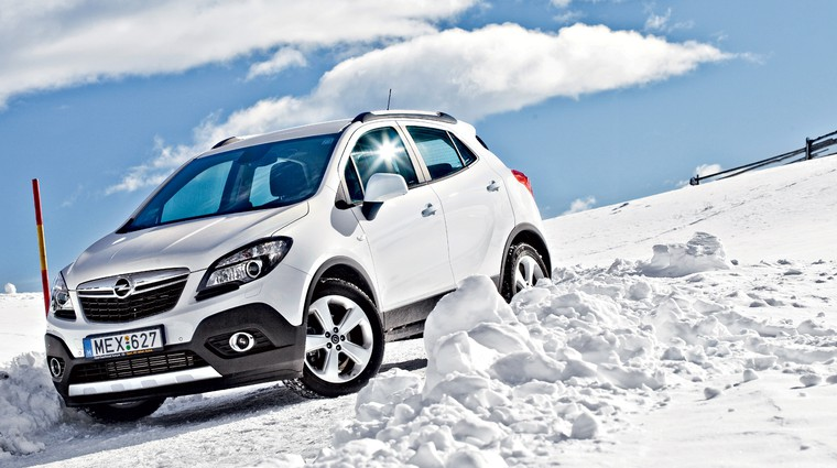 Test: Opel Mokka 1.7 CDTi 4x2 Enjoy (foto: Saša Kapetanovič)