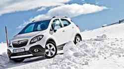 Test: Opel Mokka 1.7 CDTi 4x2 Enjoy