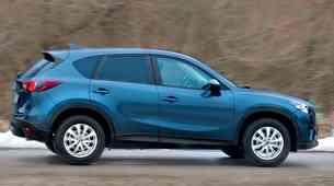 Kratki test: Mazda CX-5 CD150 AWD Attraction