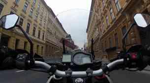 Video: KTM 1190 Adventure iz Kopra v Ljubljano