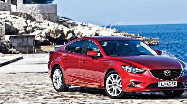 Test: Mazda6 CD175 AT Revolution SD (foto: Saša Kapetanovič)