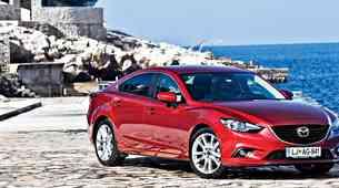 Test: Mazda6 CD175 AT Revolution SD