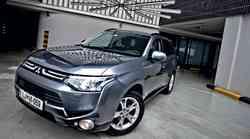 Test: Mitsubishi Outlander 2.2 DI-D 4WD Intense+
