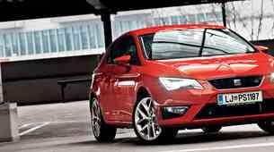 Test: Seat Leon 2.0 TDI (110 kW) FR