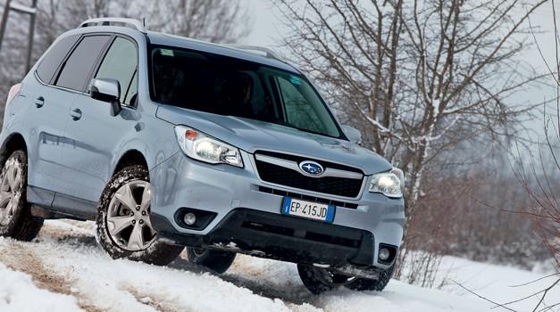 Na kratko: Subaru Forester 2.0D Exclusive (foto: Saša Kapetanovič)