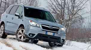 Na kratko: Subaru Forester 2.0D Exclusive