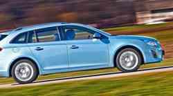 Kratki test: Chevrolet Cruze SW 2.0 D LTZ
