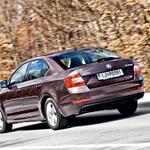 Test: Škoda Octavia 1.6 TDI (77 kW) Elegance (foto: Saša Kapetanovič)