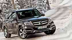 Kratki test: Mercedes-Benz GLK 220 CDI BlueEFFICIENCY 4Matic