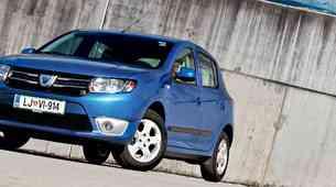 Kratki test: Dacia Sandero dCi 75 Laureate
