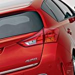 Kratki test: Toyota Auris 1.6 Valvematic Sol (foto: Saša Kapetanovič)