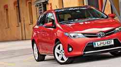 Kratki test: Toyota Auris 1.6 Valvematic Sol
